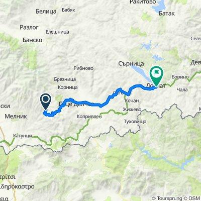 Ден 7. Обиколка на България 2020