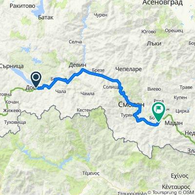 Ден 8. Обиколка на България 2020