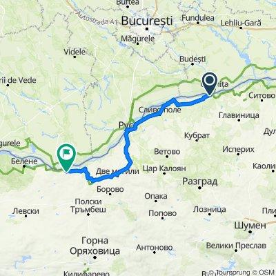 Ден 16. Обиколка на България 2020