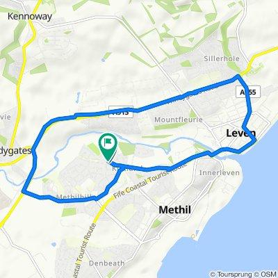 175–217 Kirkland Walk, Leven to 201 Kirkland Walk, Leven