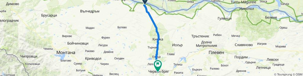 Ден 18. Обиколка на България 2020