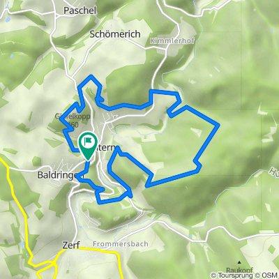 Baldringen-Ruwer-Hochwald Schleife