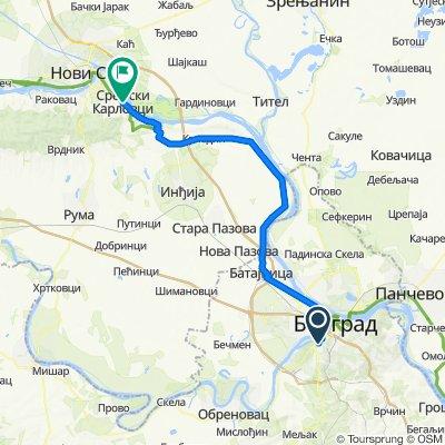 Kirovljeva 17 - Sremski Karlovci