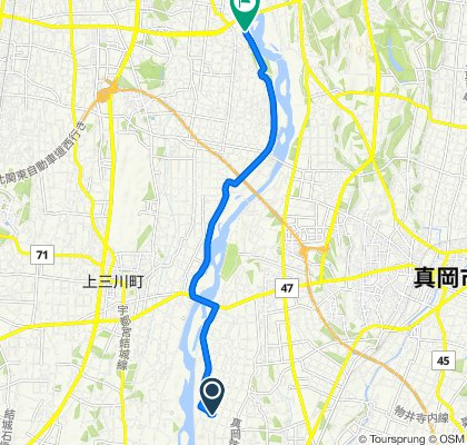 Naka, Moka-Shi to 83, Shimokuwajimamachi, Utsunomiya-Shi