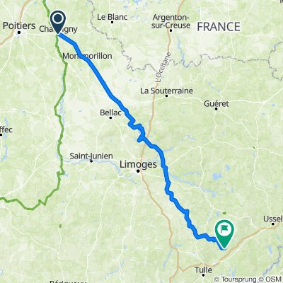 Tour de France 2020 Étape 12 : Chauvigny 》 Sarrans