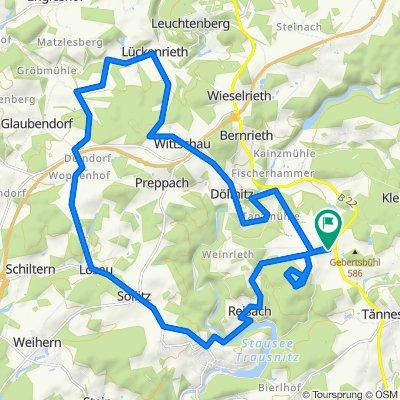 Mtb-Söllitz-Lückenrieth