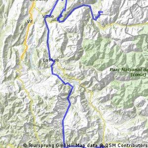 Gap - L'Alpe D'Huez