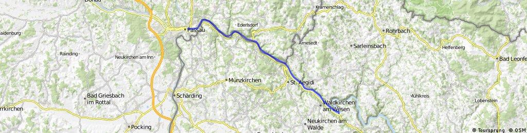 Passau - Schlögen