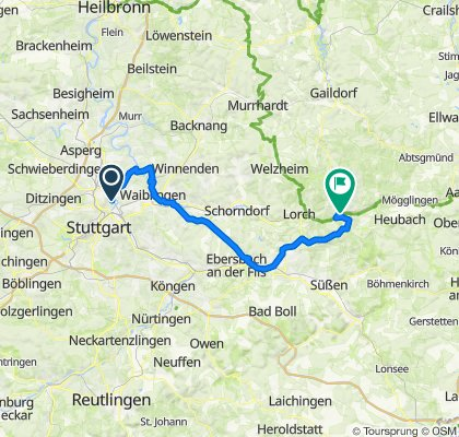 Stuttgart-Manolzweiler-Diegelsberg-Trasse-GD