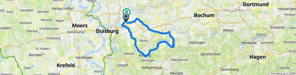 OB-City > Rund Baldeneysee und Ruhr