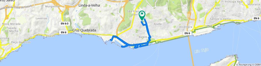 Easy ride in Lisboa