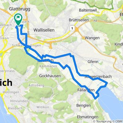 26 km Greifensee