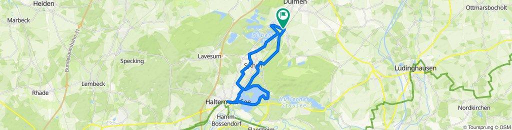 D009-Hausdülmen-HalternStausee-29km