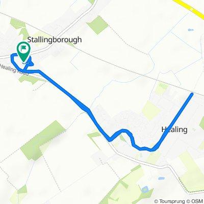 36 Leggott Way, Grimsby to 49 Leggott Way, Grimsby