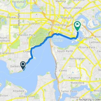 River Half Marathon