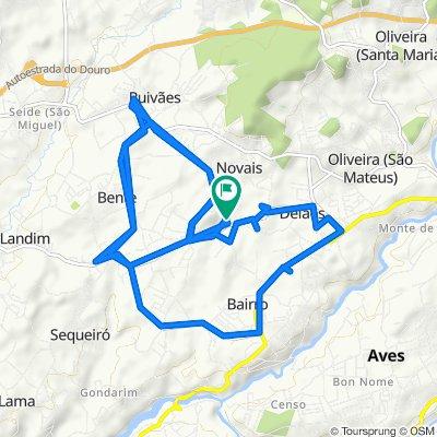 Easy ride in Novais