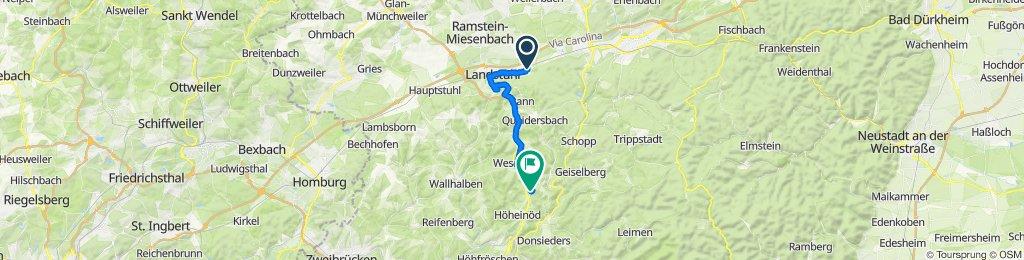 Hermersberg-Wasserhaus