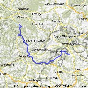 Schluchsee - Marthalen