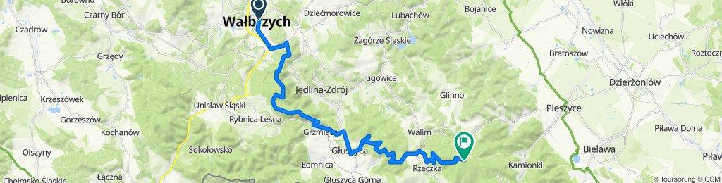 Wałbrzych - Wielka Sowa