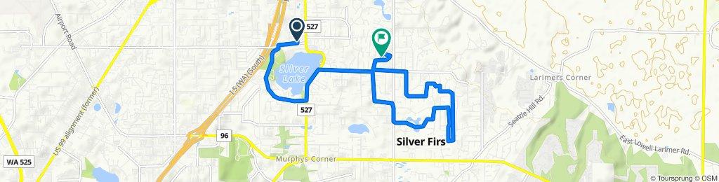 11014 19th Ave SE, Everett to 3302 113th St SE, Everett