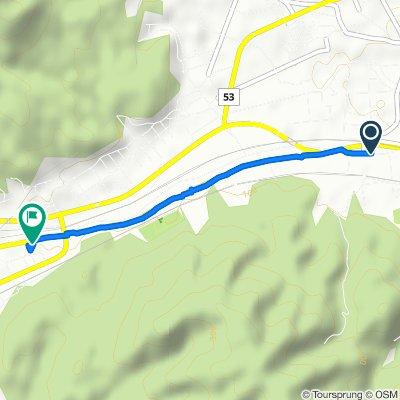 Easy ride in Sekigahara-Cho, Fuwa-Gun