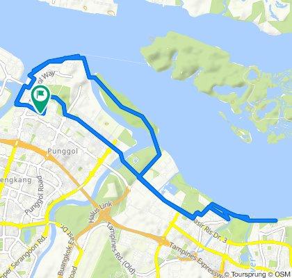Vesak Day 7 May 2020 Cycling Trip