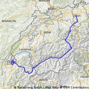 """cyklotour 2010 """"S vlaštovkou do Afriky"""" 1z3 (CT2010)"""