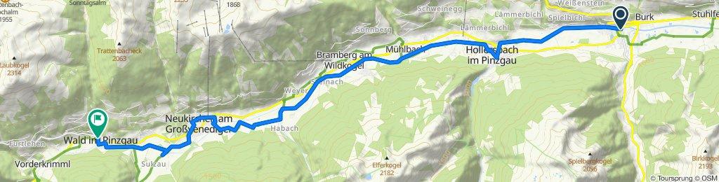 P07-Mittersill-Wald-im-Pinzgau-25km