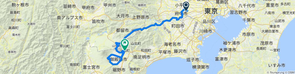 Olimpic Route