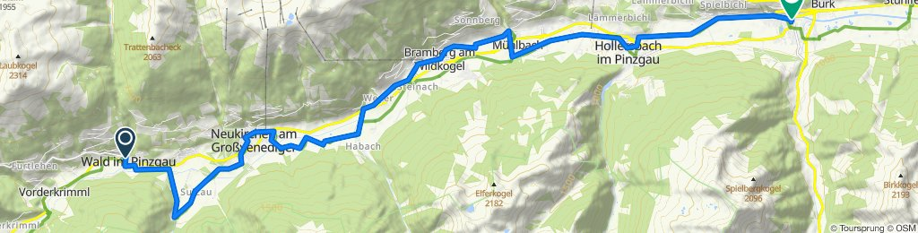 P08-Wald-im-Pinzgau-Mittersill-27km