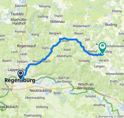 Regensburg - Falkenstein