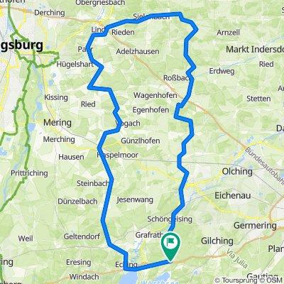 Dachauer Hinterlandrunde