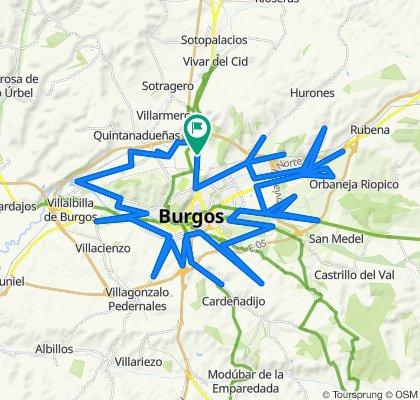 Vuelta a Burgos Coronaviru2019