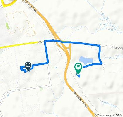 Watson Street 5816, Fort Bragg to Gruber Road, Fayetteville