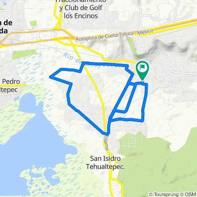 Paseo lento en Ocoyoacac