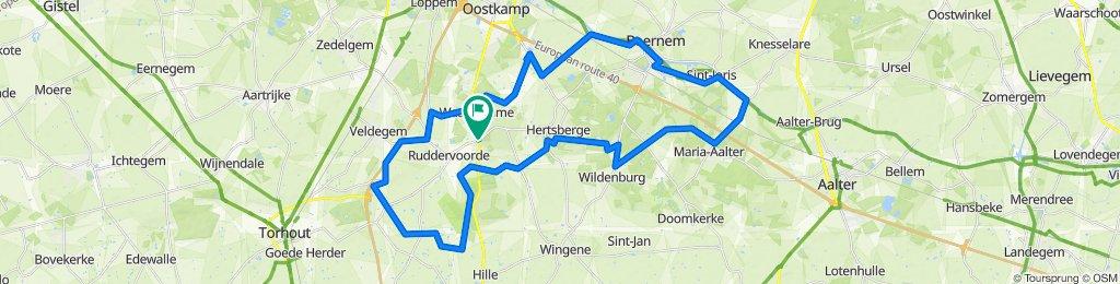 ROAD: Oostkamp- Beernem