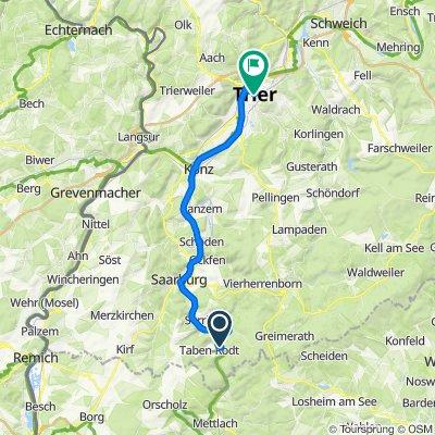 Basislager Trier (Saar-Tour)