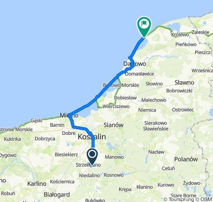 Tour de Lębork 2020 dzień 3