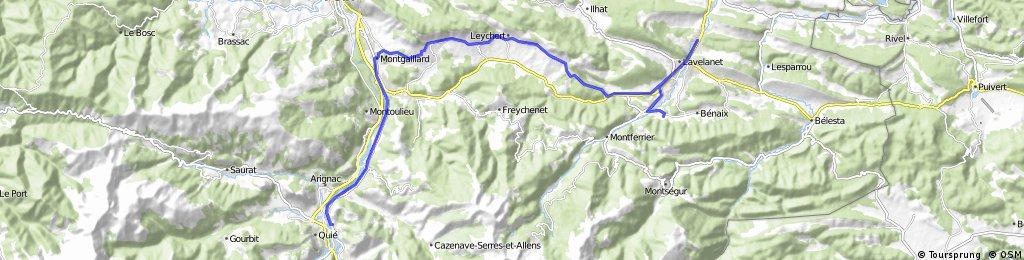 Pyrenäen 2000 Etappe 14