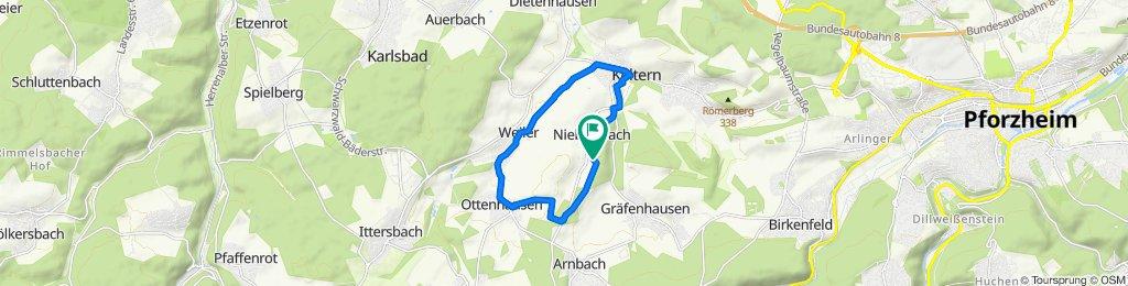 Rund um Fron- & Eitersberg