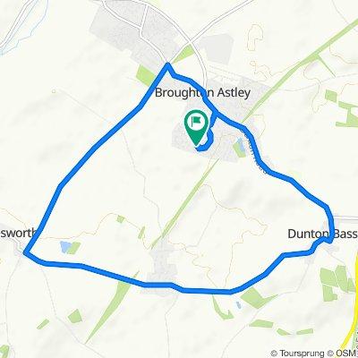28 Devitt Way, Leicester to 28 Devitt Way, Leicester