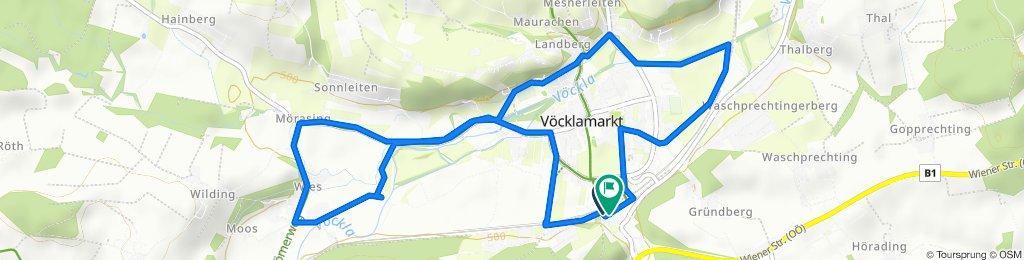 Bahnhofsiedlung 1, Vöcklamarkt nach Bahnhofsiedlung 3, Vöcklamarkt