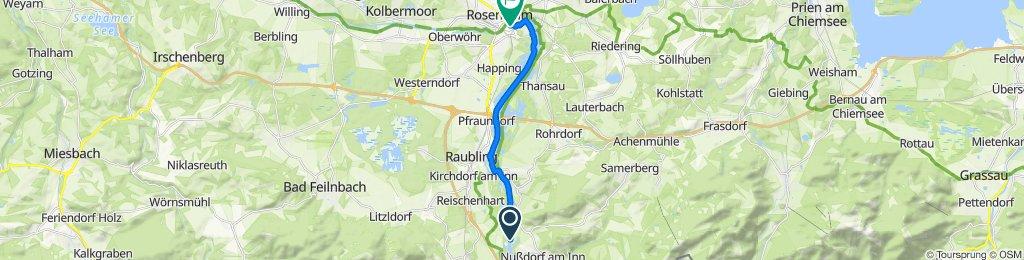 Route nach ¿ˇÖ??