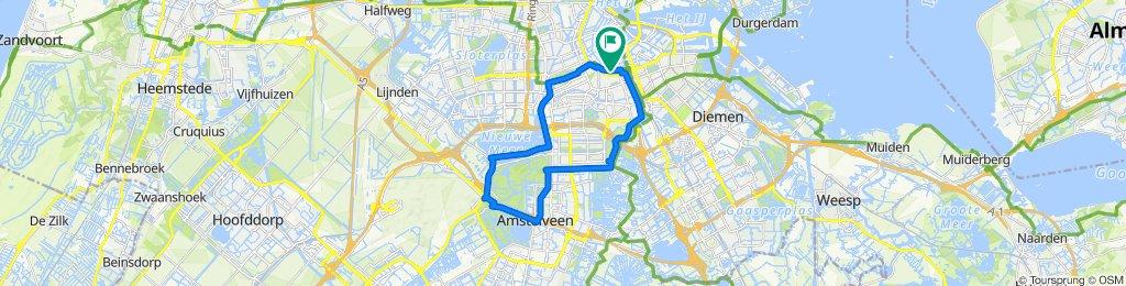 Weteringschans 231h, Amsterdam to Weteringschans 231- I, Amsterdam