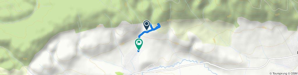 Stredná trasa Vikartovce
