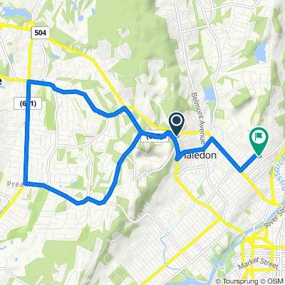 101–199 W Haledon Ave, Haledon to 25 Planten Ave, Prospect Park