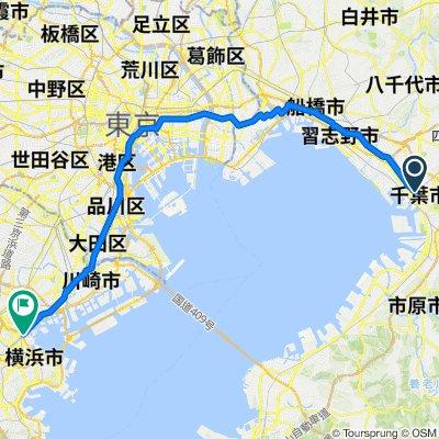 Chiba - Yokohama