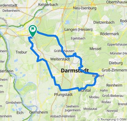 RV Opel RTF 2015 - Tour 2 - 111 km