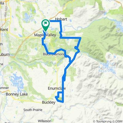 IM 70.3 Maple Valley