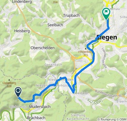 Erzquellstollen - Schelden - Siegen